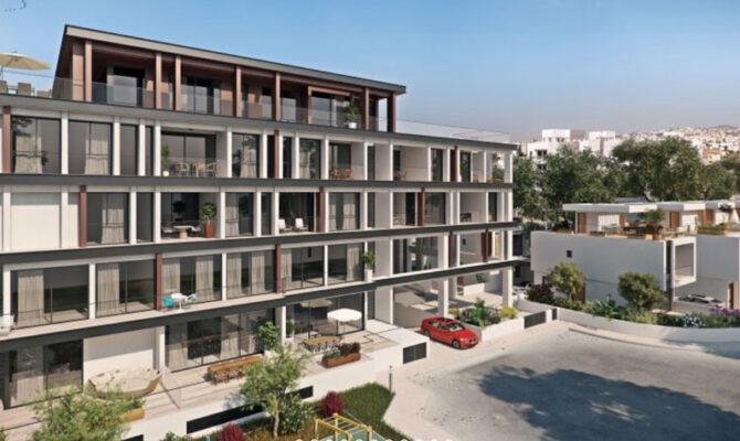 Продажа апартаментов в комплексе joya residence Лимассол Кипр