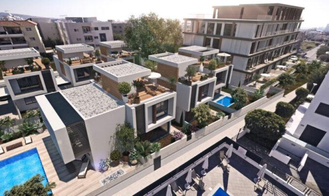 Продажа апартаментов в комплексе joya residence в Лимассоле
