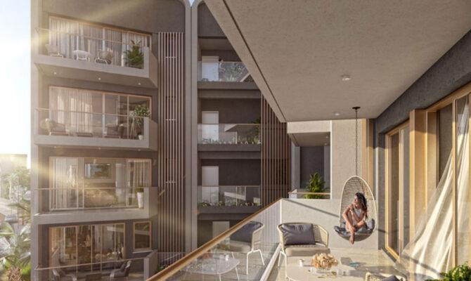 Продажа апартаментов в комплексе library lofts Лимассол