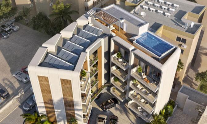 Продажа апартаментов в комплексе library lofts в Лимассоле