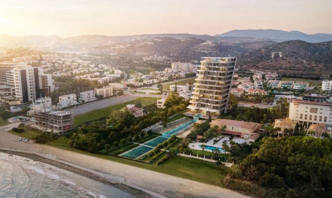 Продажа апартаментов marco polo Лимассол Кипр