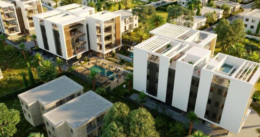 Продажа апартаментов the heritage Пафос