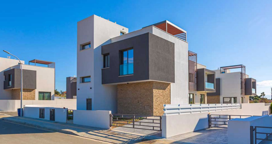 Продажа дома в комплексе grand valley homes Лимассол