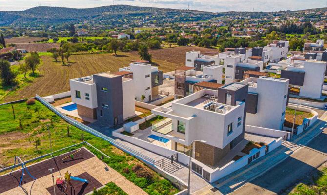 Продажа дома в комплексе grand valley homes Пиргосе Лимассоле