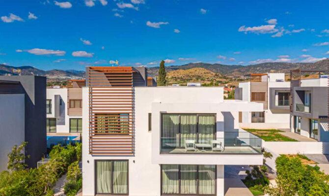 Продажа домов в комплексе grand valley homes Пиргосе Лимассоле