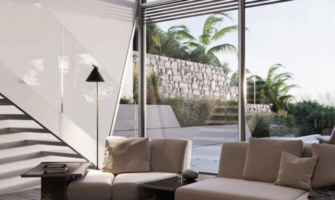 Продажа домов в комплексе hillside villas Кипр