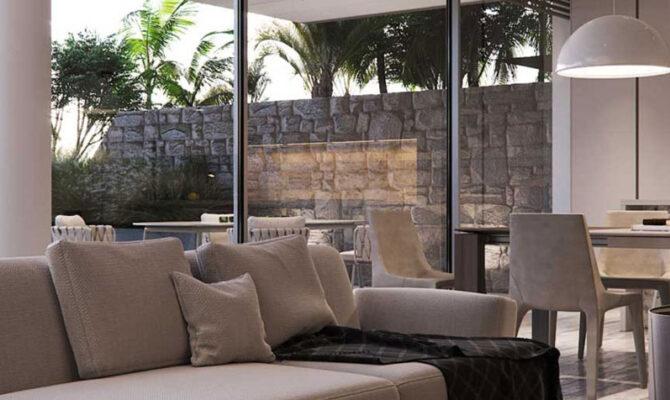 Продажа домов в комплексе hillside villas Лимассол Кипр
