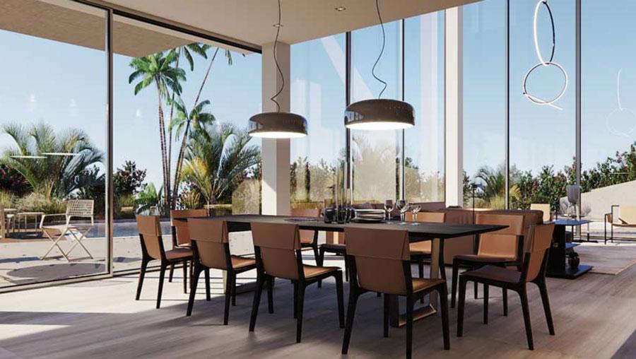 Продажа домов в комплексе montebello mansions Кипр Лимассол