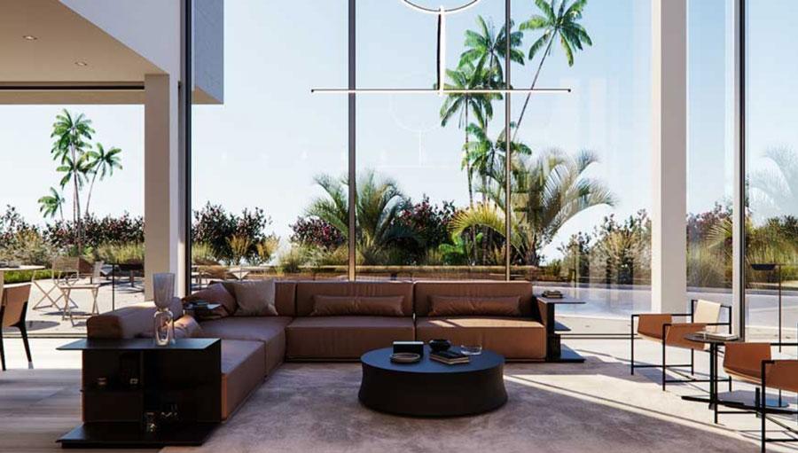 Продажа домов в комплексе montebello mansions Лимассол