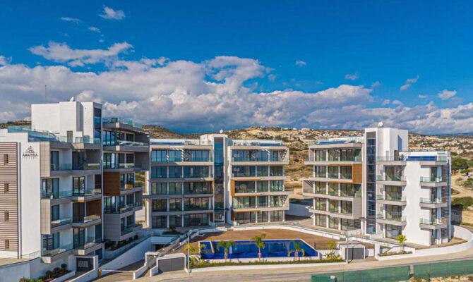 Продажа квартир в комплексе amathea residence в Лимассоле