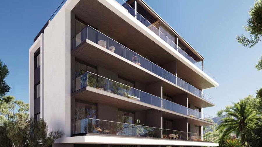 Продажа квартир в комплексе aston house Лимассол