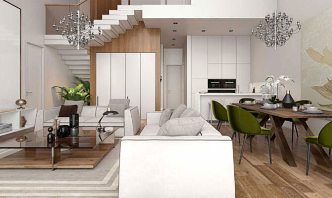Продажа квартир в комплексе eden roc residence Кипр Лимассол