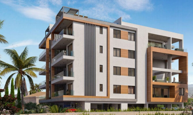 Продажа квартир в комплексе kiwi residence Лимассол