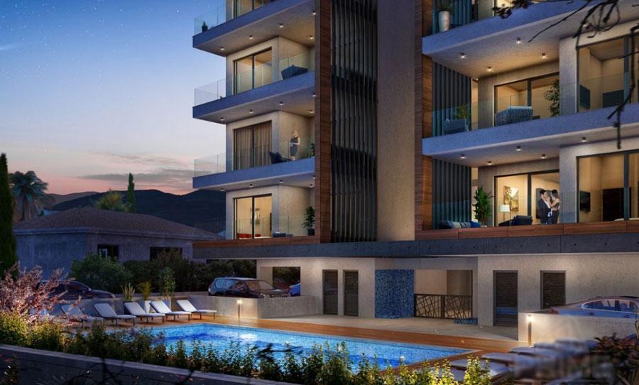 Продажа квартир в комплексе kiwi residence в Лимассоле