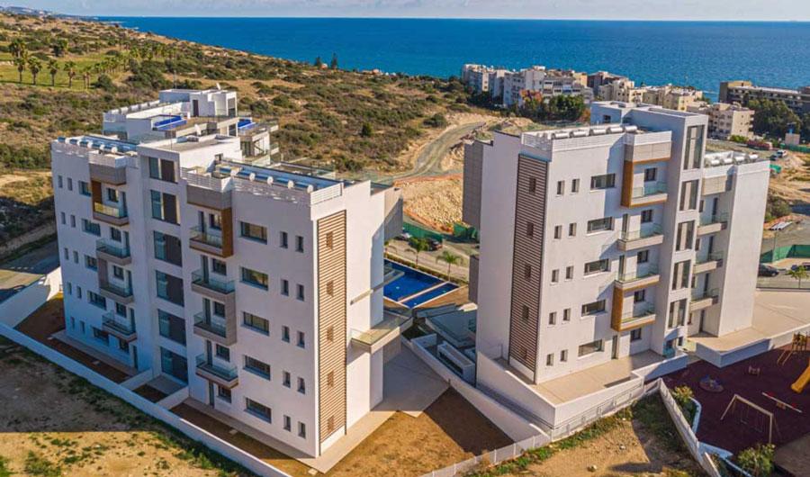 Продажа квартиры в комплексе amathea residence Лимассол