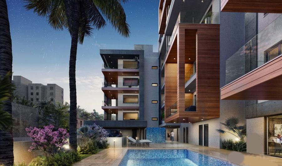Продажа недвижимости в комплекса Hamilton Court Кипр