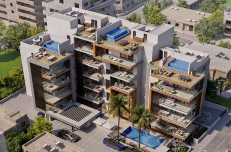 Продажа недвижимости в комплекса Hamilton Court Лимассол
