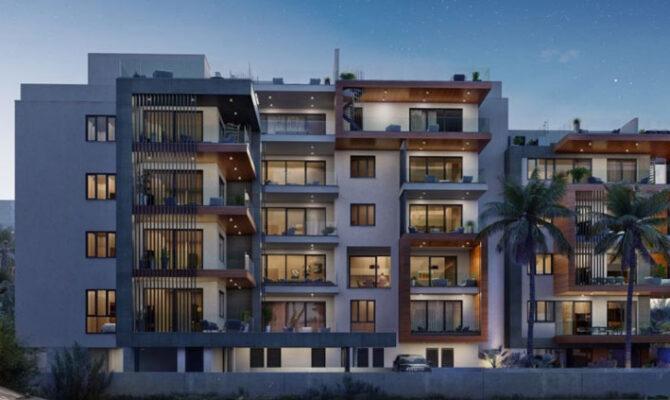Продажа недвижимости в комплекса Hamilton Court в Лимассоле