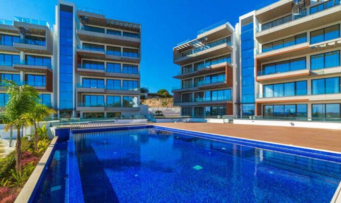 Продажа недвижимости в комплексе amathea residence Лимассол