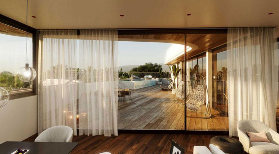 Продажа недвижимости в комплексе eden roc residence Кипр