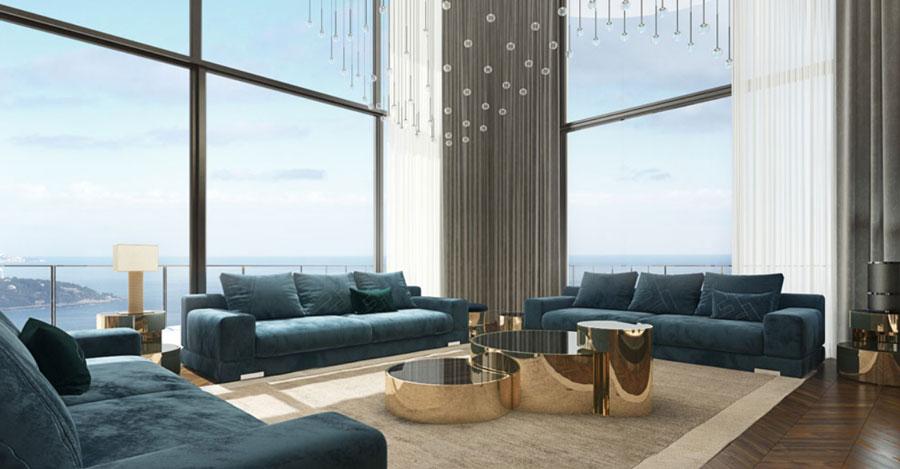 Продажа недвижимости в комплексе infinity towers Лимассол Кипр
