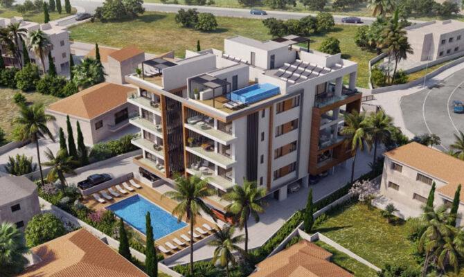 Продажа недвижимости в комплексе kiwi residence Лимассол