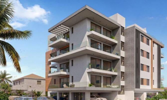 Продажа недвижимости в комплексе kiwi residence в Лимассоле