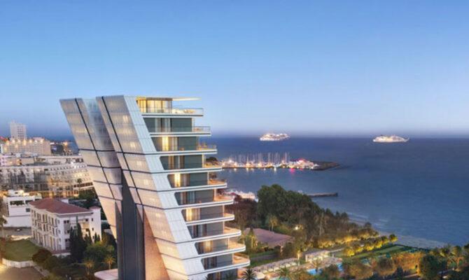 Продажа недвижимости marco polo Кипр Лимассол