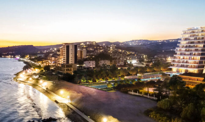 Продажа недвижимости в комплексе marco polo Кипр Лимассол