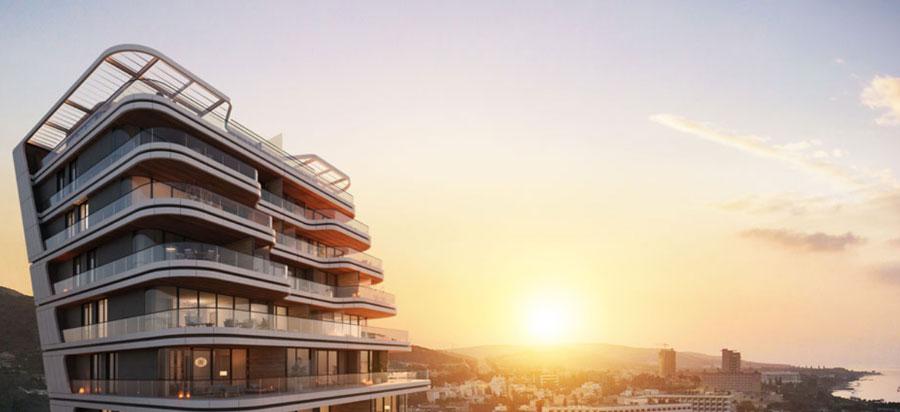 Продажа недвижимости в комплексе marco polo Кипр Лимассол Кипр