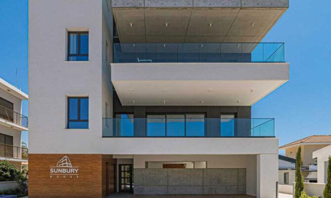 Продажа недвижимости в комплексе sunbury house limassol