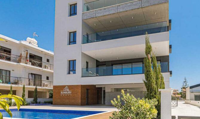 Продажа пентхауса в комплексе sunbury house Кипр