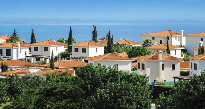 Продажа вилл Pissouri Villas Кипр