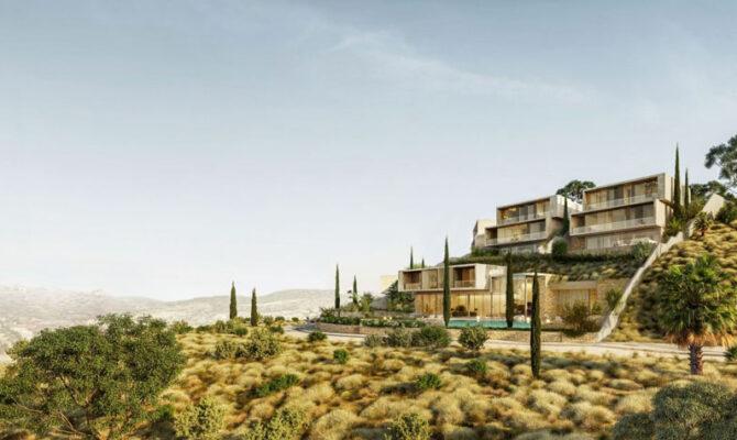 Продажа виллы в комплексе montebello mansions Кипр