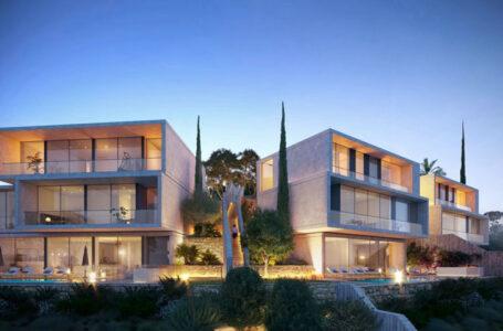 Продажа виллы в комплексе montebello mansions Кипр Лимассол