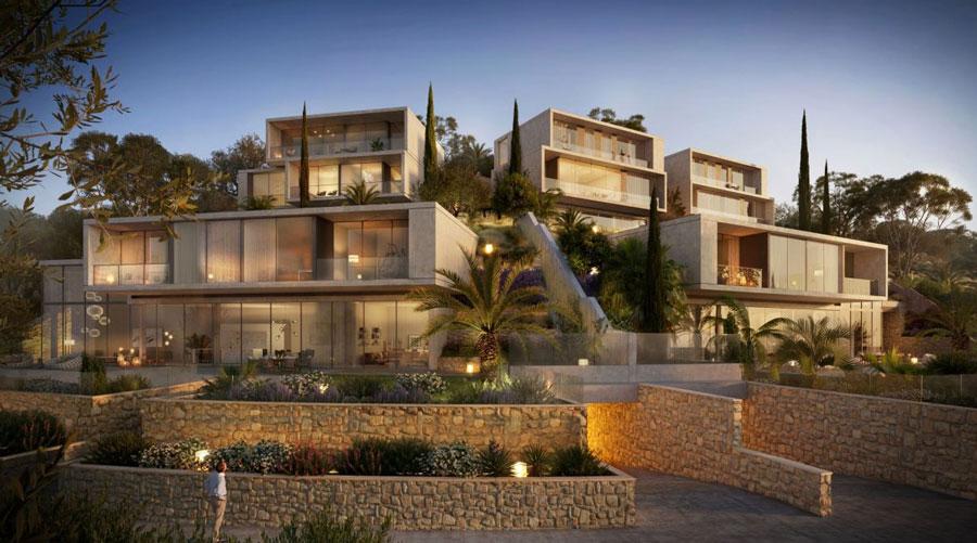 Продажа виллы в комплексе montebello mansions Лимассол