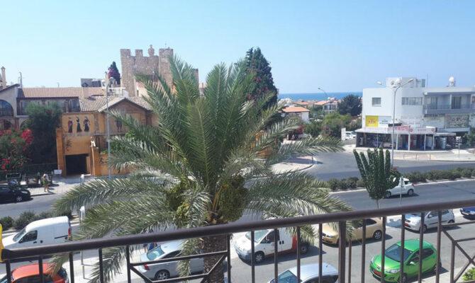 Продажа апартамента в Пафосе в комплексе queens gardens