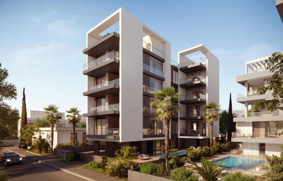 Продажа апартаментов bali residence Лимассол