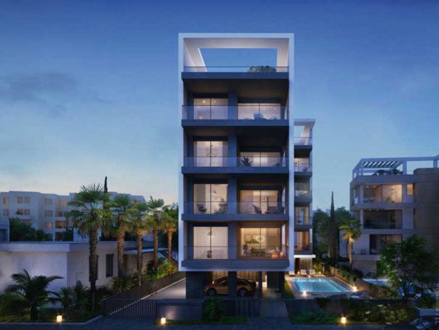 Продажа апартаментов bali residence в Лимассоле