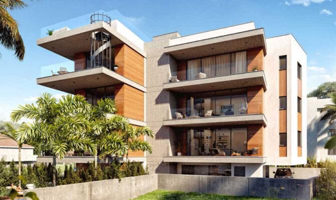 Продажа апартаментов regent court в Лимассоле