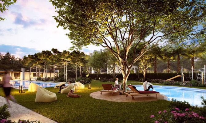 Продажа апартаментов cyprus gardens Кипр Лимассол