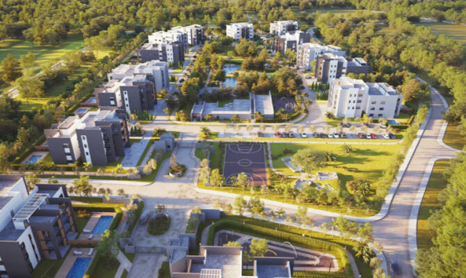Продажа апартаментов cyprus gardens Лимассол