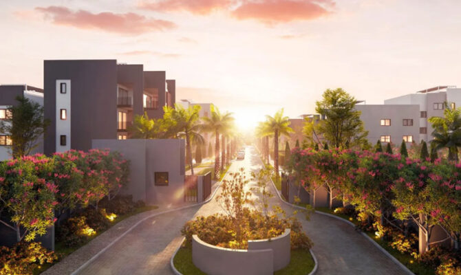 Продажа апартаментов cyprus gardens Лимассол Кипр