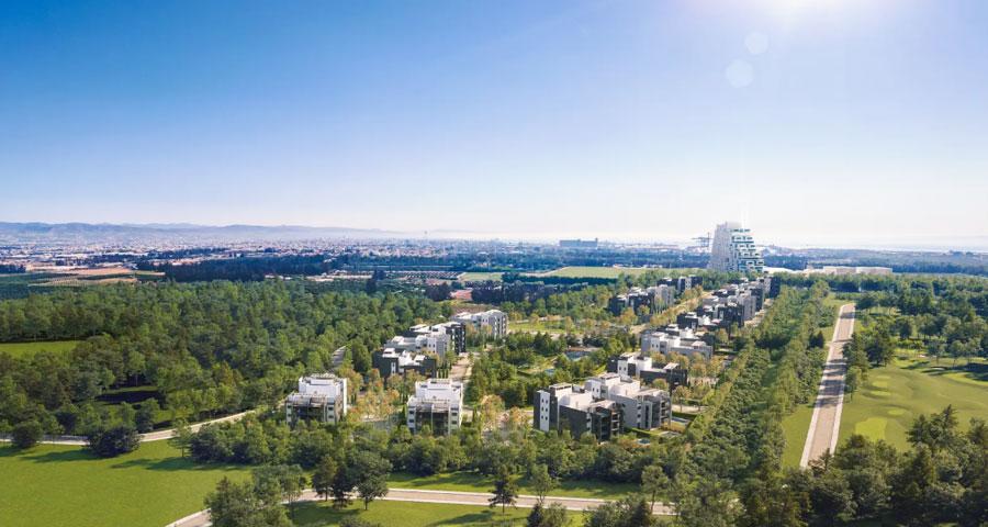 Продажа апартаментов cyprus gardens в Лимассоле