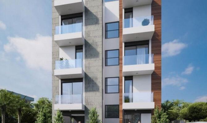 Продажа апартаментов в комплексе oscar house Кипр Лимассол