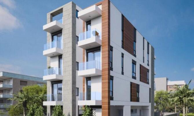 Продажа апартаментов в комплексе oscar house Лимассол