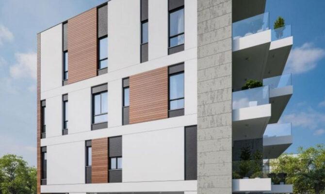 Продажа апартаментов в комплексе oscar house в Лимассоле
