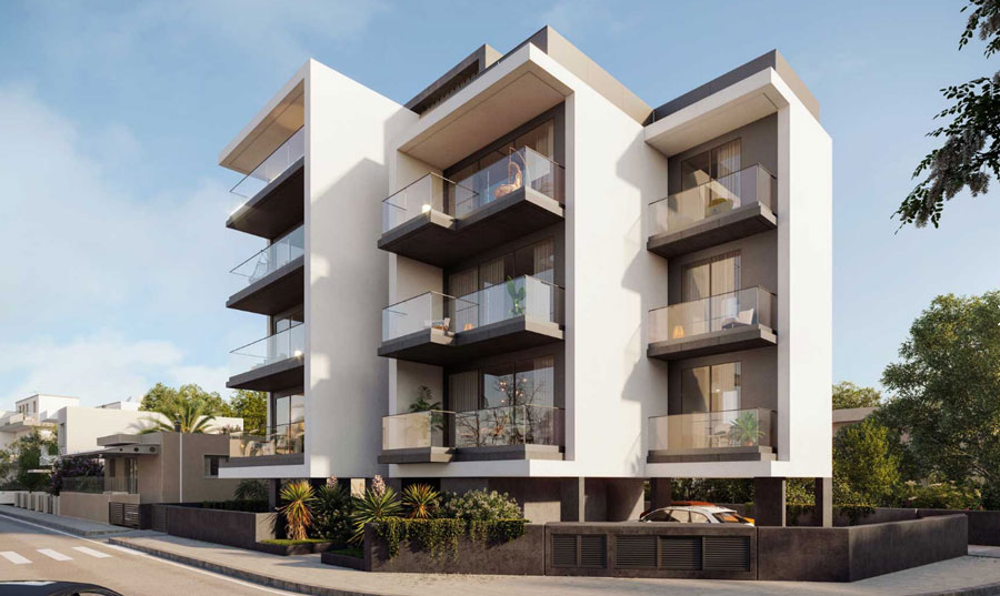 Продажа апартаментов в комплексе greenford place Кипр