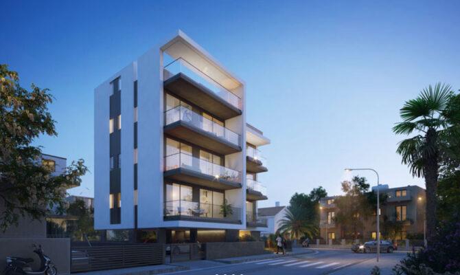 Продажа апартаментов в комплексе greenford place Лимассол
