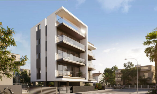 Продажа апартаментов в комплексе greenford place в Лимассоле